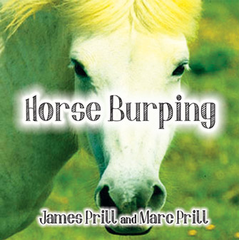 Horse Burping